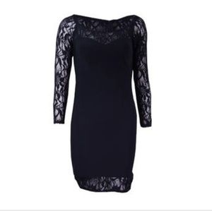 NWT Sexy Sparkle LBD with low back.